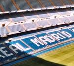 Real Madrid-Santiago Bernabeu