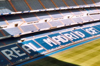 Real Madrid-Santiago Bernabeu