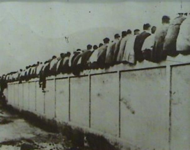 """Cules-""""rumpene"""" ser på Barcelona kamp for ca 100 år siden"""