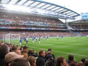 Stamford Bridge Chelsea Foto:inkiboo/wikimediacommons