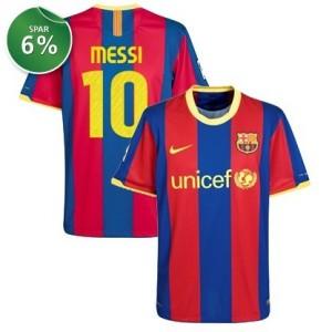 Lionel Messi Barcelonadrakt