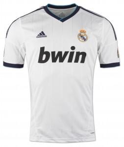 Real Madrid hjemmedrakt 2012/2013