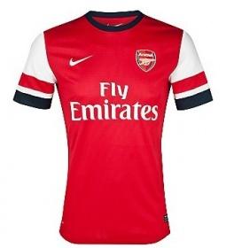 Arsenal hjemmedrakt 2012/2014