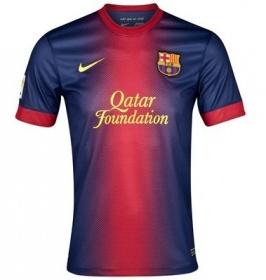 Kjøp Barcelonadrakt 2012/2013 her