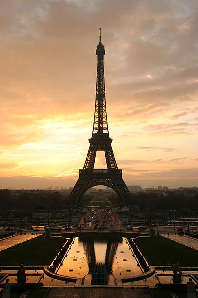 Eiffeltårnet Foto:Tristan Nitot/Wikimediacommons