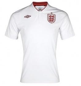 Kjøp Englands landslagsdrakt her