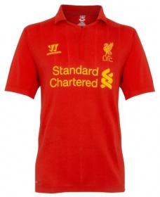 Kjøp Liverpooldrakt 2012/2013 her