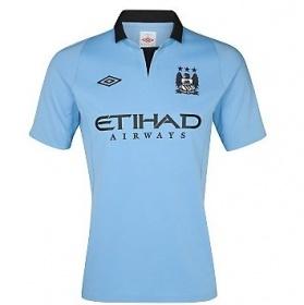 Kjøp Manchester Citydrakt 2012/2013 her