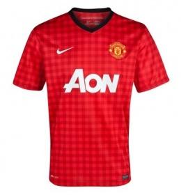 Kjøp Manchester Uniteddrakt 2012/2013 her
