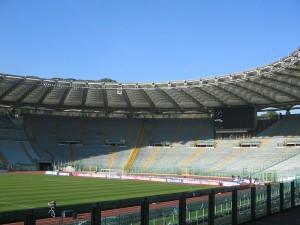 Olympiastadion Roma Foto:wikimediacommons