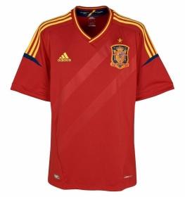 Kjøp Spanias landslagsdrakt her