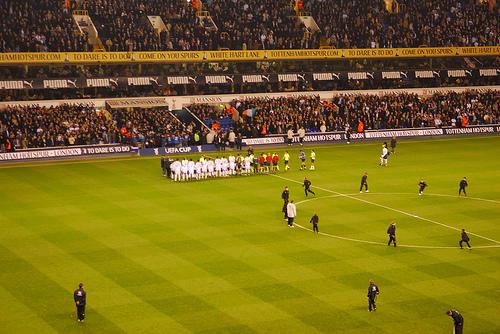 White Hart Lane Tottenham Foto:inkiboo/wikimediacommons